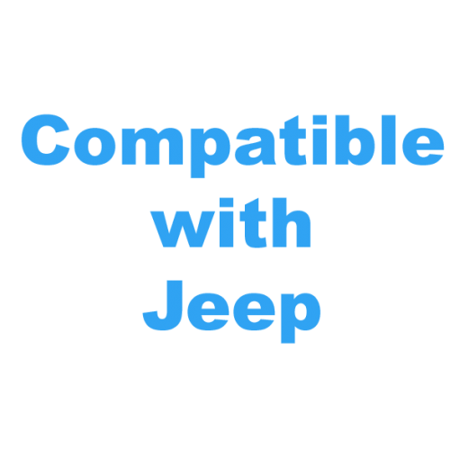 Compatible with Jeep