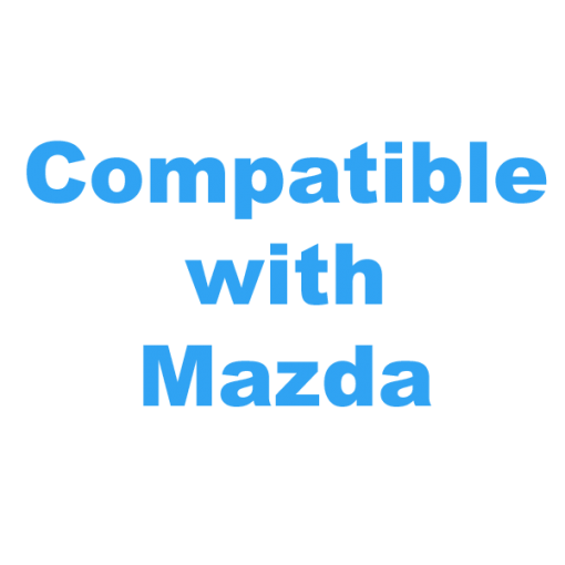 Compatible with Mazda
