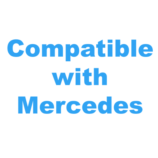 Compatible with Mercedes