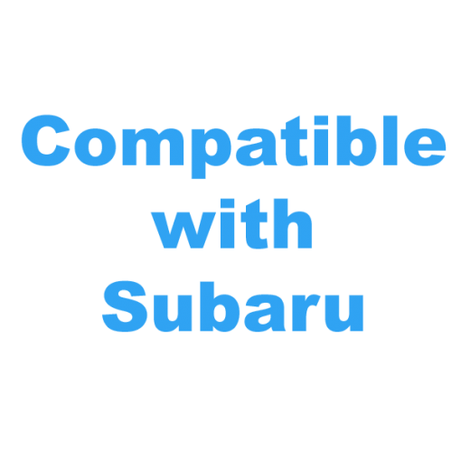 Compatible with Subaru