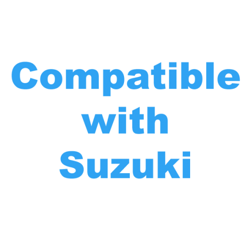 Compatible with Suzuki