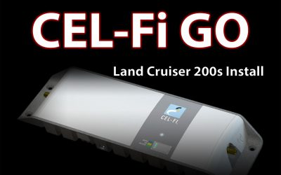 Cel-Fi – 200 Series Land Cruiser